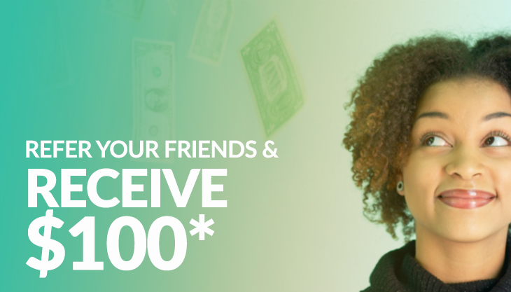 Refer Your Friends to First Citrus Bank and Receive $100*