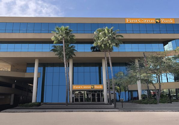 First Citrus Bank Downtown St. Pete Full Service Branch